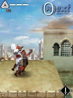 AC2_HD_screen_04 Assassin's Creed II lançado e versão symbian no forno
