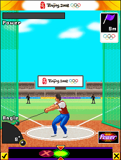 Beijing 2008 The Official Mobile Phone Game Of The Olympic Games Glu Sega%20Mobile-8