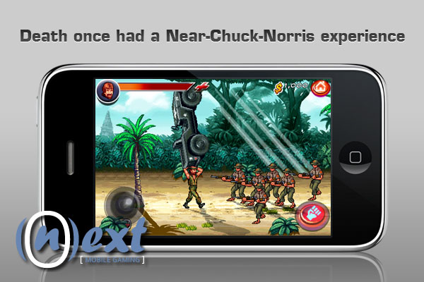 ChuckNorrisScreen3 Fim do iPhone!!! Chuck Norris na App Store em Breve!