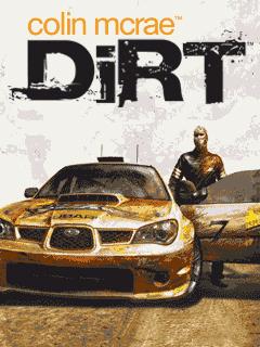 Colin McRae Dirt Glu Mobile 3D-1