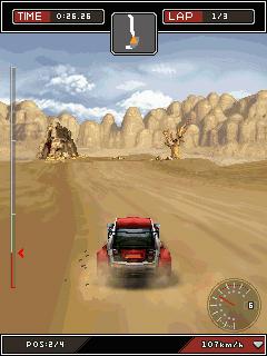 Colin McRae Dirt Glu Mobile 3D-4