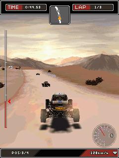 Colin McRae Dirt Glu Mobile 3D-6