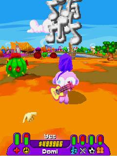 Новые скриншоты игры Creebies
