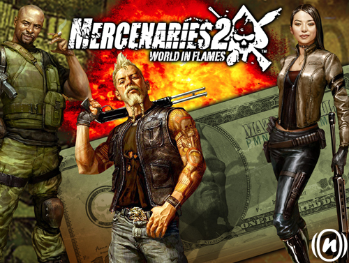 Screens Zimmer 7 angezeig: mercenaries 2 trainer