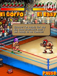 Mexican Wrestling Glu Mobile-06-NeXt
