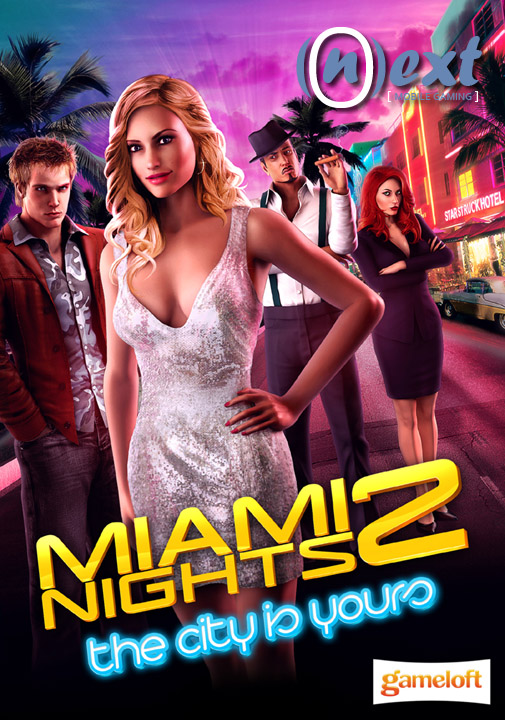 MiamiNights FINAL - Miami Nights 2: The city is yours!