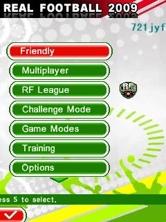 Jocuri pentru telefoanele mobile RF093