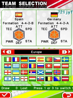 Jocuri pentru telefoanele mobile RF094