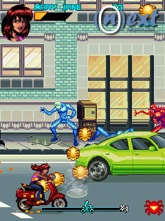Spider_Man_240x320_EN_%20%285%29 Lançado Spiderman: Toxic City