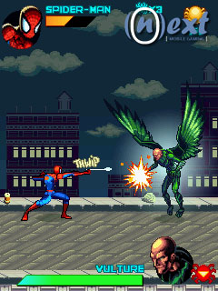 Spider_Man_240x320_EN_%20%287%29 Lançado Spiderman: Toxic City