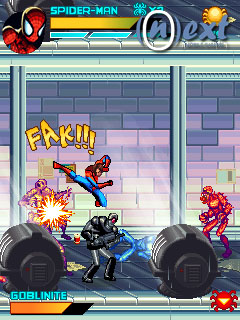 Spider_Man_240x320_EN_%20%288%29 Lançado Spiderman: Toxic City