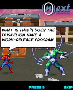 Mobile Gamers Hell: Spiderman: Toxic City HD (By Gameloft