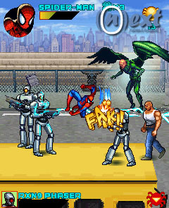 SpidermanHD_screen_240x295_EN_05 Lançado Spiderman: Toxic City
