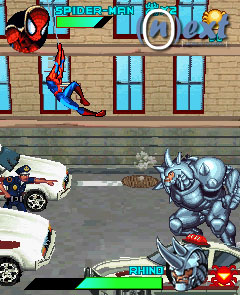SpidermanHD_screen_240x295_EN_06 Lançado Spiderman: Toxic City