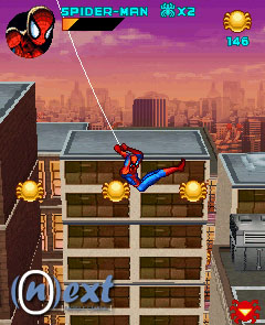 SpidermanHD_screen_240x295_EN_07 Lançado Spiderman: Toxic City