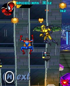 SpidermanHD_screen_240x295_EN_08 Lançado Spiderman: Toxic City