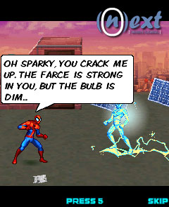 SpidermanHD_screen_240x295_EN_09 Lançado Spiderman: Toxic City