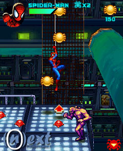 SpidermanHD_screen_240x295_EN_10 Lançado Spiderman: Toxic City