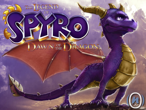 The Legend of Spyro: Dawn of the Dragon.