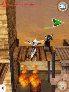 Assassin's Creed for Symbian S60 v2