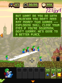 Lemmings : Tribes (by Glu Mobile) — Mobers.ORG — Your ...