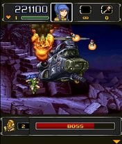 Metal Slug Mobile 4