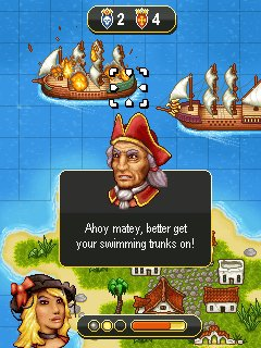 [NEW]DIgital Chocolate Pirate Ship Battles ML SE